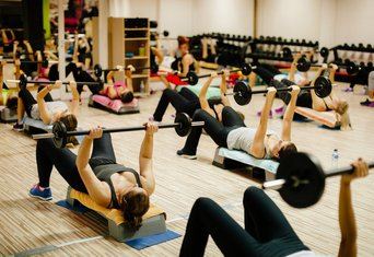 teretana, trening, vježbe