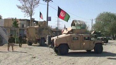 Avganistan, vojska