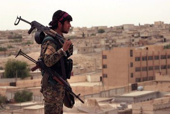 Islamska država, Sirija