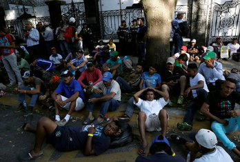Migranti, Centralna Amerika