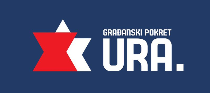 Građanski pokret URA logo