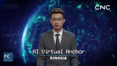 Virtuelni voditelj, Kina