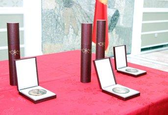 Oktoih, dobitnici nagrade