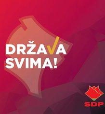 SDP logo izbori