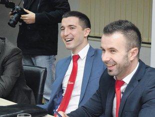 Aleksa Bečić, Boris Bogdanović