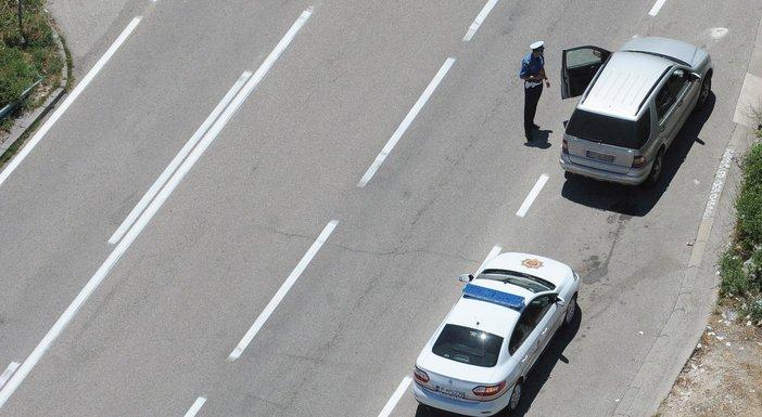 kontrola policija