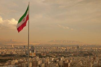 Iran, zastava
