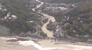Krasnodar, poplave