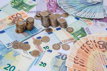 novac, euro