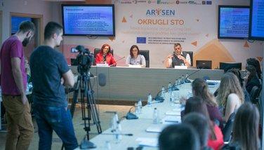PR centar konferencija, droga i mladi