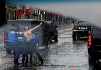 Femen, aktivistkinja