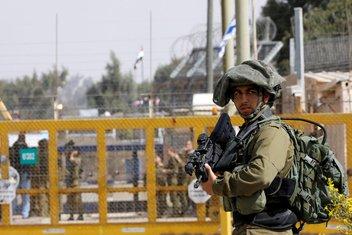 Izraelski vojnik, Golanska visoravan