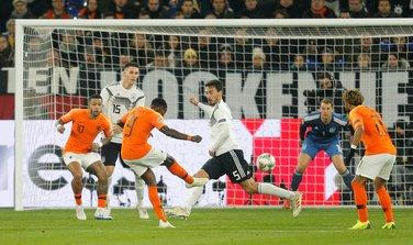 Njemačka - Holandija Kvinsi Promes