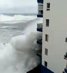 Tenerife nevrijeme
