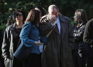Pitsburg, odavanje počasti jevrejskim žrtvama
