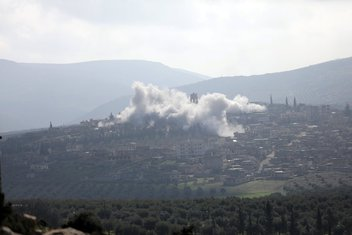 Sirija, Afrin