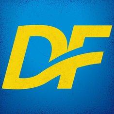 Demokratski front, DF logo