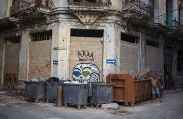 Havana, smeće