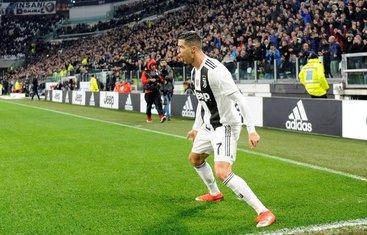 Kristijano Ronaldo Juventus