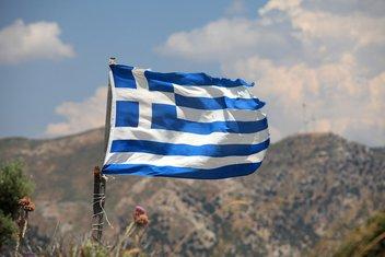 Grčka, zastava