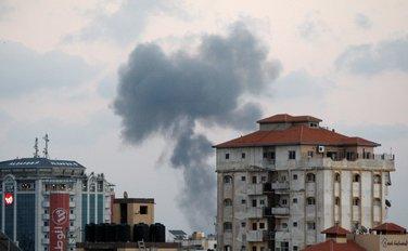 Izrael, napad
