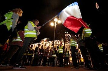 francuska protest poskupljenje goriva