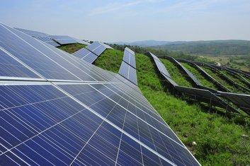 solarna elektrana, solarni panel