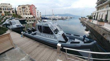 patrolni čamci tivat
