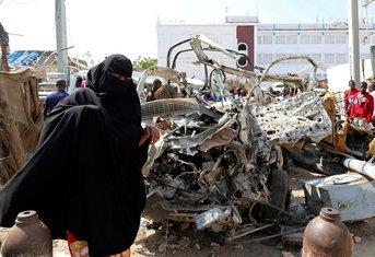 Mogadišu, napad