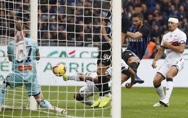 Roberto Galjardini Inter - Đenova