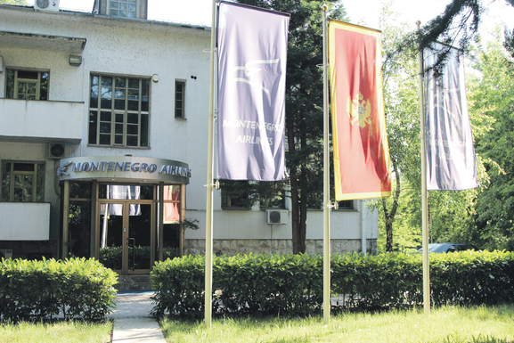 Montenegro erlajns