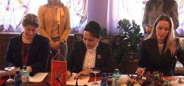 Vrhovni sud Crne Gore, Britanska ambasada u Podgorici i AIRE Centar, potpisivanje Memoranduma o saradnji
