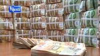 novac, budžetske rezerve