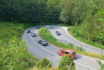 Crna Gora, putevi, vožnja