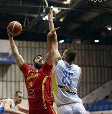 Crna Gora - Ukrajina košarkaška reprezentacija Crne Gore