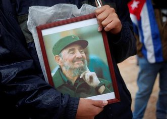 Fidel Kastro, Kuba