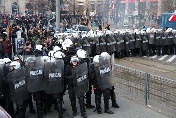 Poljska policija