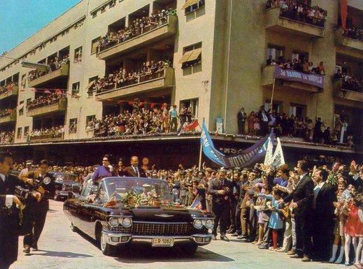 Josip Broz Tito, Titograd