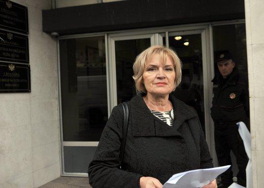 Žene DF, performans, Marina Jočić