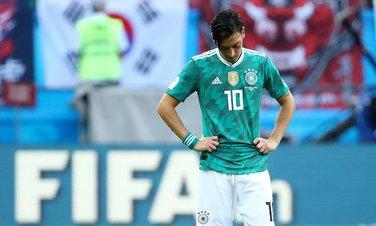 Mesut Ozil Njemačka Mundijal u Rusiji