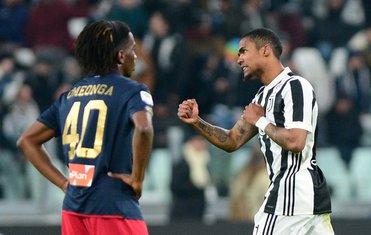 Daglas Kosta Juventus