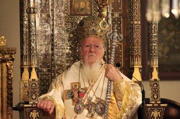 Vaseljenski patrijarh Vartolomej I