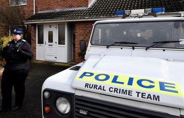 policija Velika Britanija