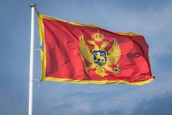Crna Gora, zastava, crnogorska zastava