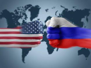 SAD i Rusija