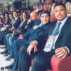 Mardona i Ronaldo