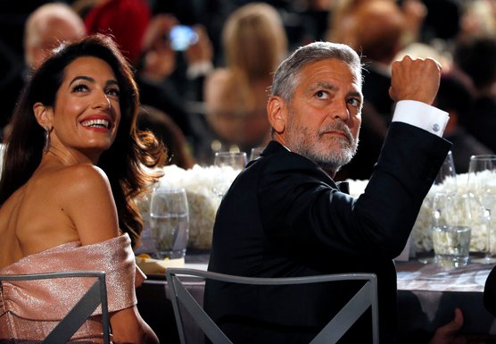 Amal Kluni, Džordž Kluni