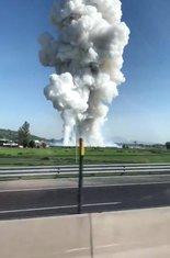 Meksiko eksplozija