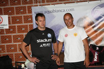 Draško Mrvaljević i Zoran Roganović