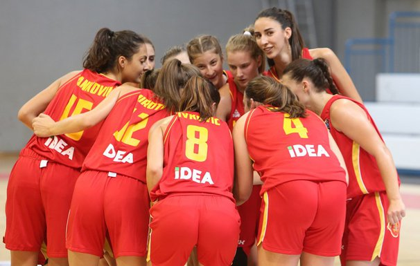 Ženska juniorska košarkaška reprezentacija